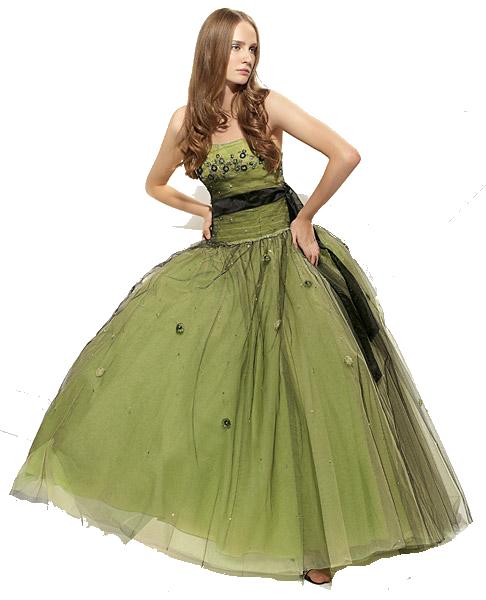 tubes femmes en robes longues