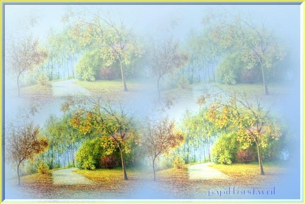 fond ecran  automne
