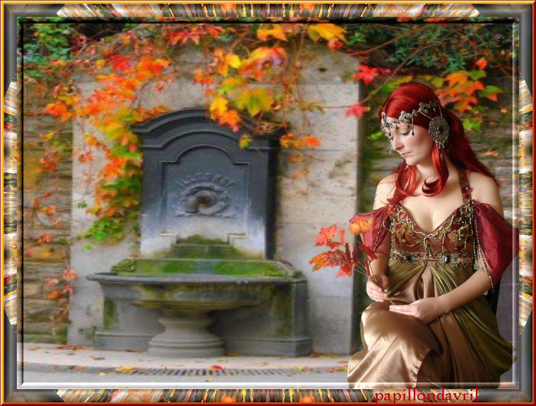 fonds ecran automne